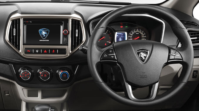 Touchscreen Audio System with GPS Navigation