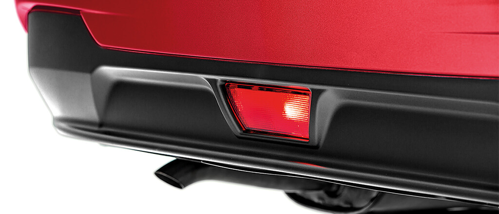 Rear fog lamp
